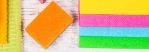 Das Vierfarbsystem der professionellen Reinigung der Ö&I Clean GmbH